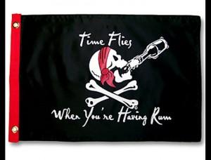 Tim Flies Flag