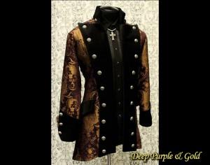 Vampirate Frock Coat