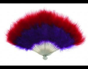 Gypsy Feather Fan
