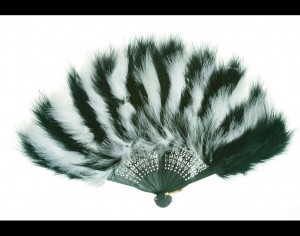 Gypsy Feather Fan