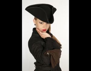 Samantha Frock Coat