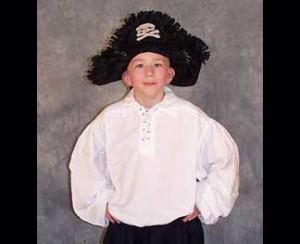 Little Pirate Shirt