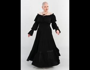 Princess Sleeve Peasant Gown