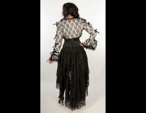 Cascadia Lace Skirt