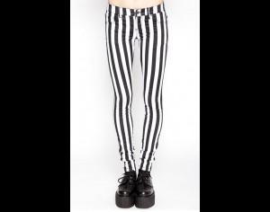 Stripey Jeans