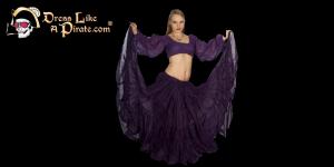 23 Yard Petticoat Skirt