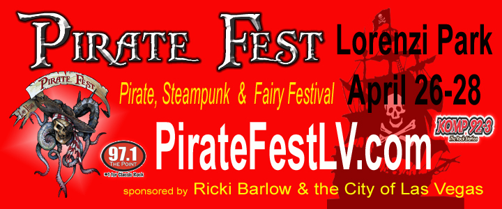 Pirate Festival Las Vegas