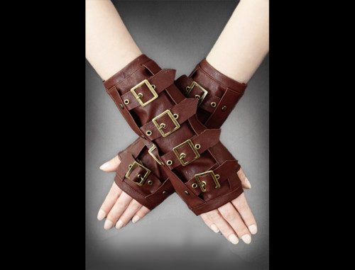 how to make steampunk accessories