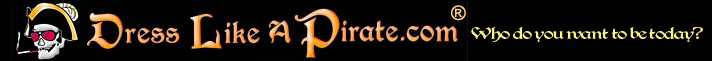 Dress Like a Pirate Logo